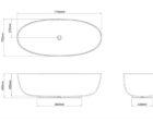 Ga Pluro Stone Bath 22830 Specs