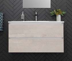 Glacier All Drawer Ensuite 1