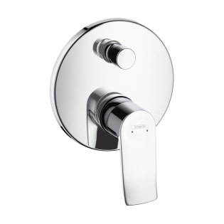 Hansgrohe Metris Wall Mix With Div