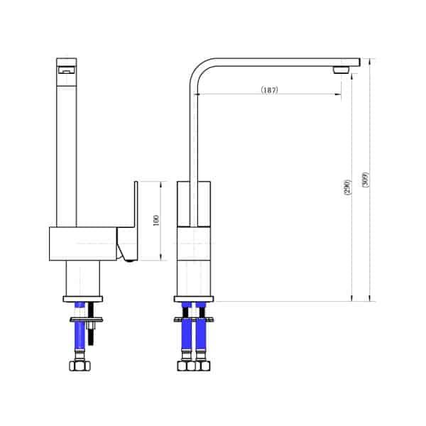 Jet Sink Mixer 02