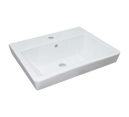 Johnson Suisse Quado Assist 550 Wall Basin 01