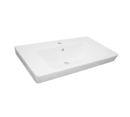Johnson Suisse Quado Assist 800 Wall Basin 01