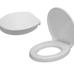 Js Plaza Xtra Raised Toilet Seat