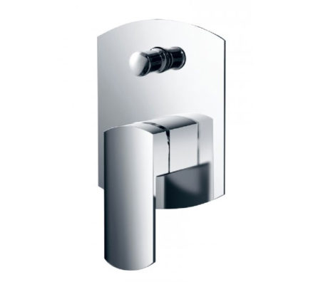 Koko Wall Mixer With Diverter 01