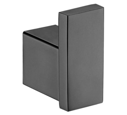 Komo Robe Hook Matte Black