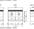 Kansas Floorstanding Dwg