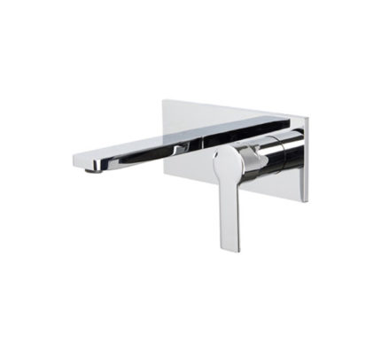 Mast Basin Mixer Wall Mount 01