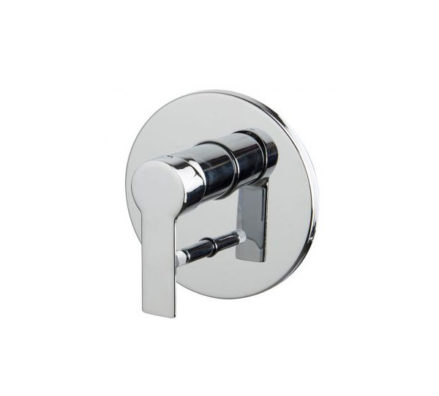 Mast Wall Mixer With Diverter 01