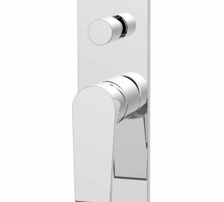 Manhattan Shower Mixer With Diverter Web