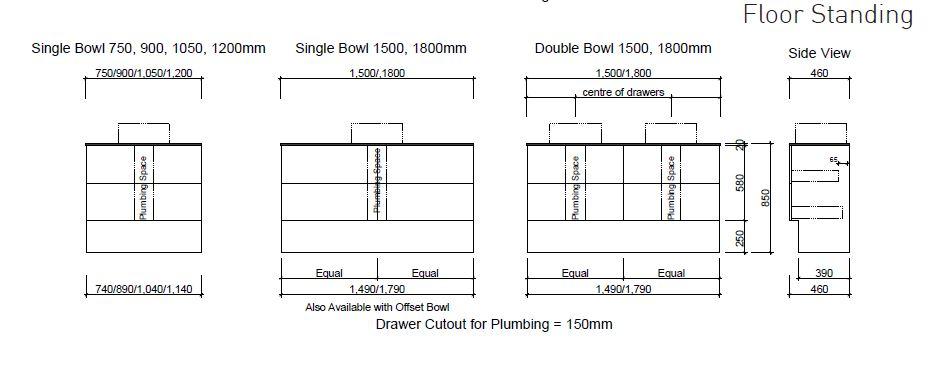 Oxbow Floorstanding Dwg