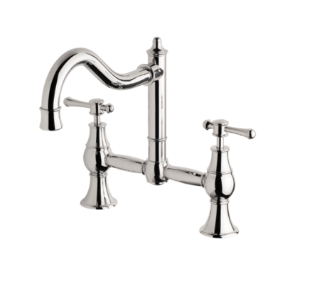 Phoenix Nostalgia Exposed Sink Mixer Ch