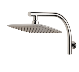 Phoenix Ru526 Chr Rush Shower Arm And Square Rose 3