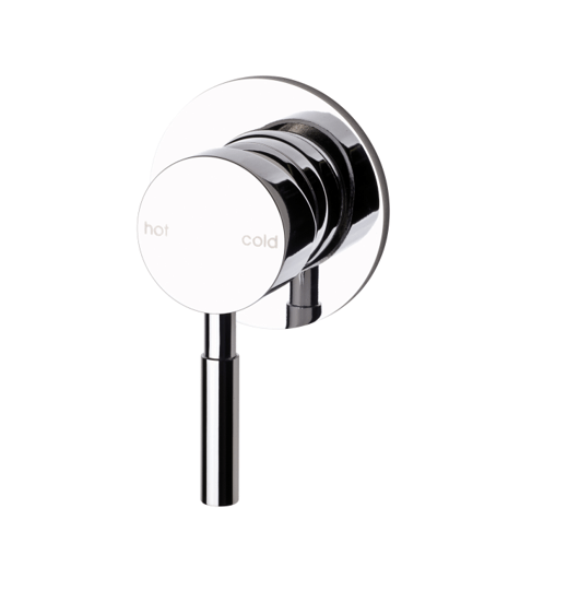 Phoenix V780 Chr Vivid Shower Wall Mixer 3