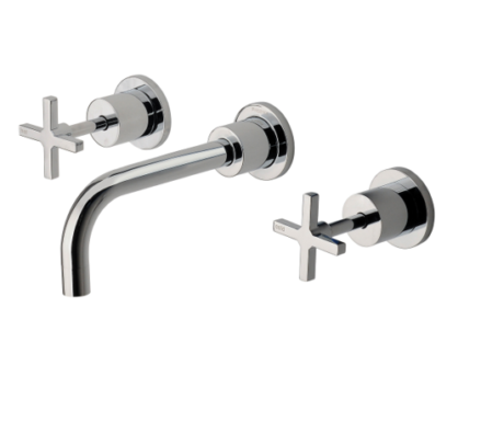 Ra200 Chr Radii Bath Set 180mm 3