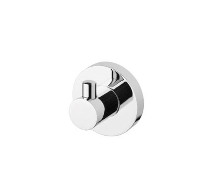 Radii Robe Hook Square Or Round Back Plate 01