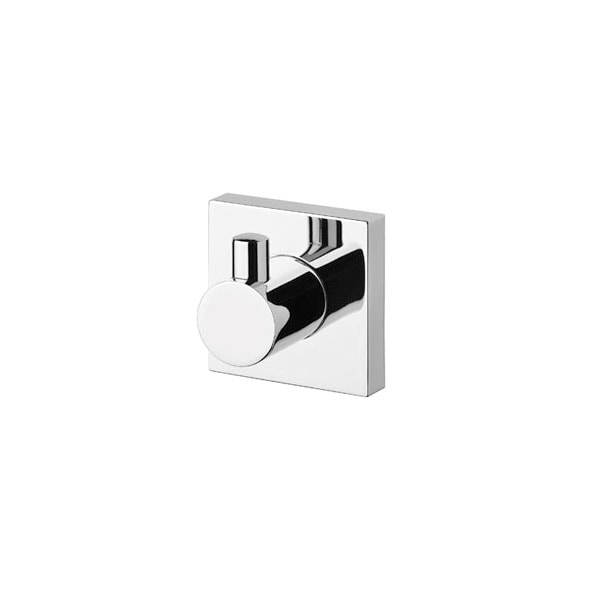 Radii Robe Hook Square Or Round Back Plate 02