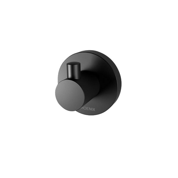 Radii Robe Hook Square Or Round Back Plate 03