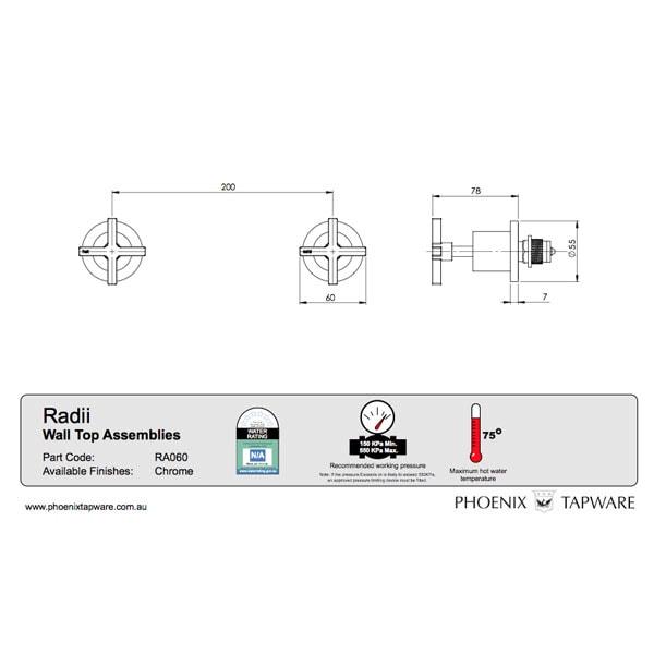 Radii Wall Top Assemblies 02