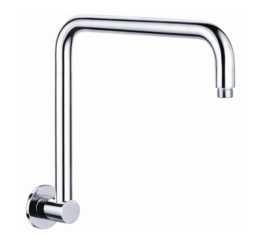 Shower Arms Round Squared Gooseneck 01