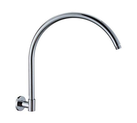 Shower Arms Round Swivel Gooseneck 01