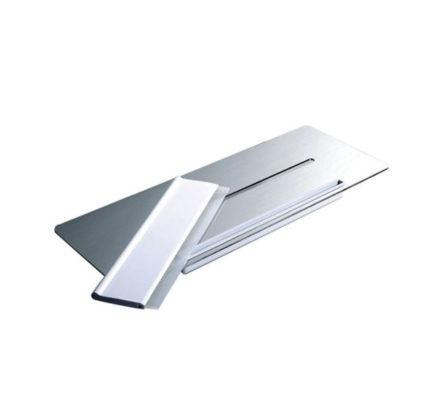 Shower Shelf And Glass Scraper 01