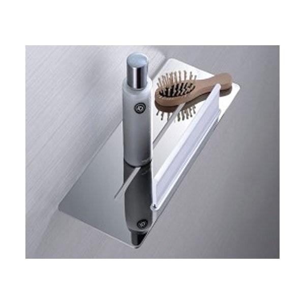 Shower Shelf And Glass Scraper 02