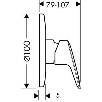 Sm Tech 71606xxx100mm
