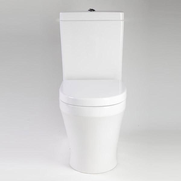 Studio Bagno Q Back To Wall Toilet Suite 02