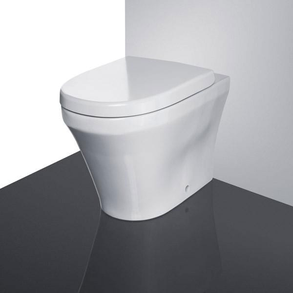 Studio Bagno Q Wall Faced Pan + Cistern 08