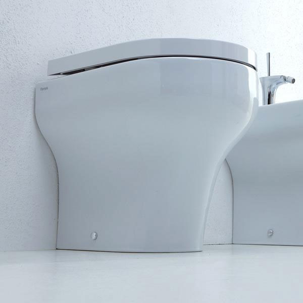 Studio Bagno Clear Wall Faced Pan + Cistern 02