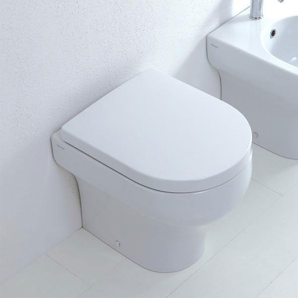 Studio Bagno Clear Wall Faced Pan + Cistern 03