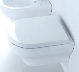 Studio Bagno Clear Wall Hung Pan + Cistern 01