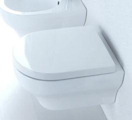 Studio Bagno Clear Wall Hung Pan + Cistern 01