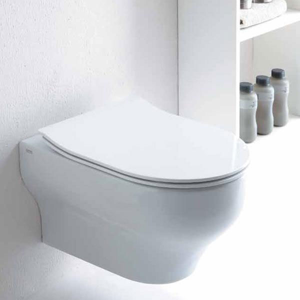 Studio Bagno Clear Wall Hung Pan + Cistern 03