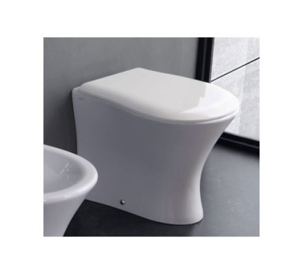 Studio Bagno Formosa Wall Faced Pan + Cistern 01
