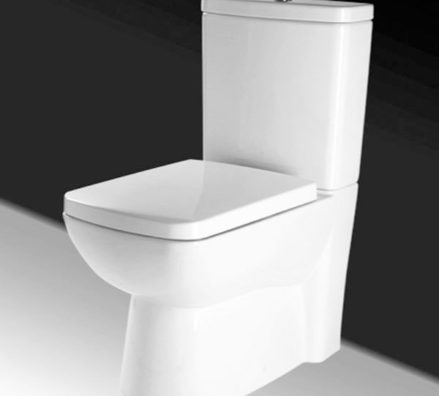 Studio Bagno Hub Back To Wall Toilet Suite 01