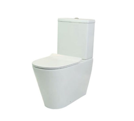 Studio Bagno Manhattan Rimless Toilet Suite 01