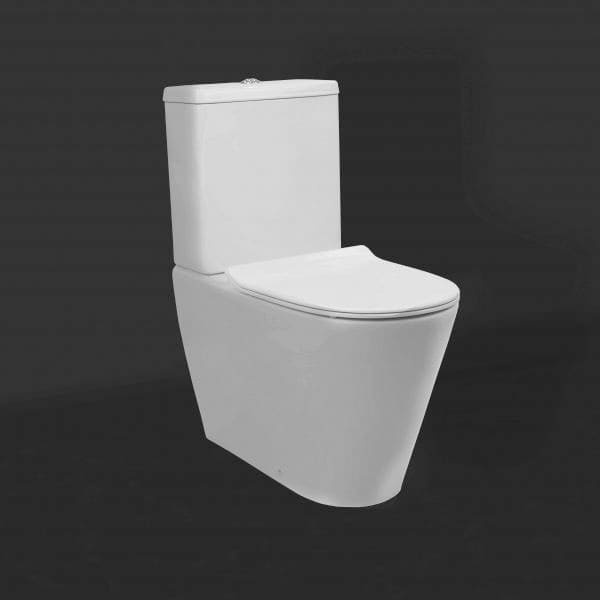 Studio Bagno Manhattan Rimless Toilet Suite 02