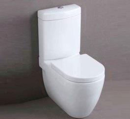 Studio Bagno Nicole Back To Wall Toilet Suite 01