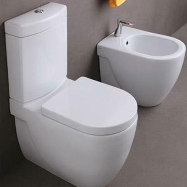 Studio Bagno Nicole Back To Wall Toilet Suite 02