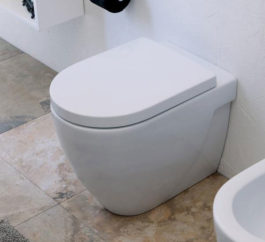 Studio Bagno Nicole Wall Faced Pan + Cistern 01