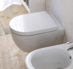 Studio Bagno Nicole Wall Hung Pan + Cistern 01