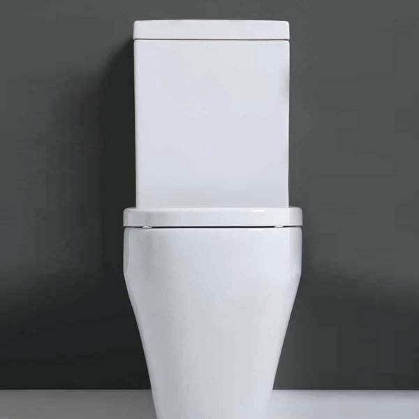 Studio Bagno Tutto Evo Back To Wall Toilet Suite 02