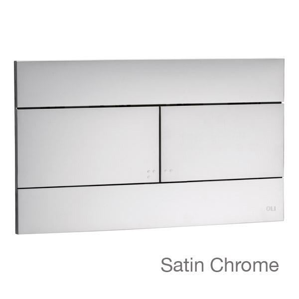 Slimplate Satin Chrome 0