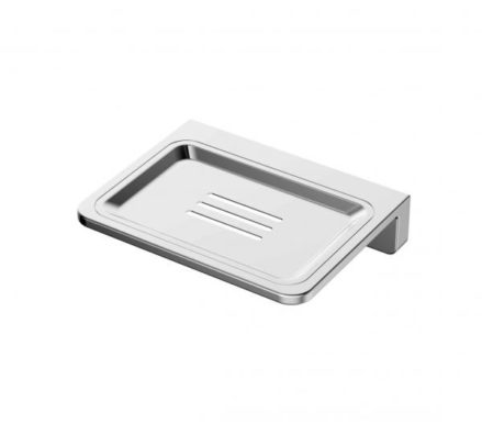 Soap Dish Chrome 1