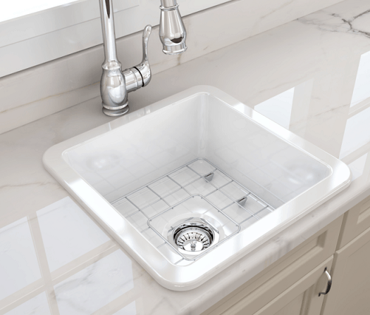 Th Cuisine 46x46 Square Sink 1