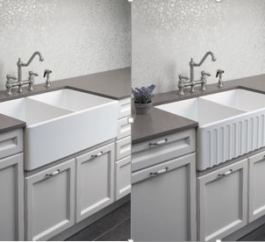 Th Novi Double Butler Sink No85fs