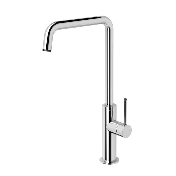 Toi Sink Mixer 180mm Squareline 01