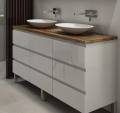Timberline Ashton Vanity 1500mm A152sl