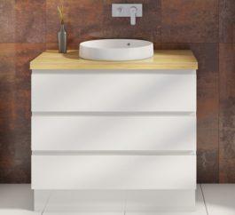 Timberline Ashton Vanity 900mm A90sfcrop
